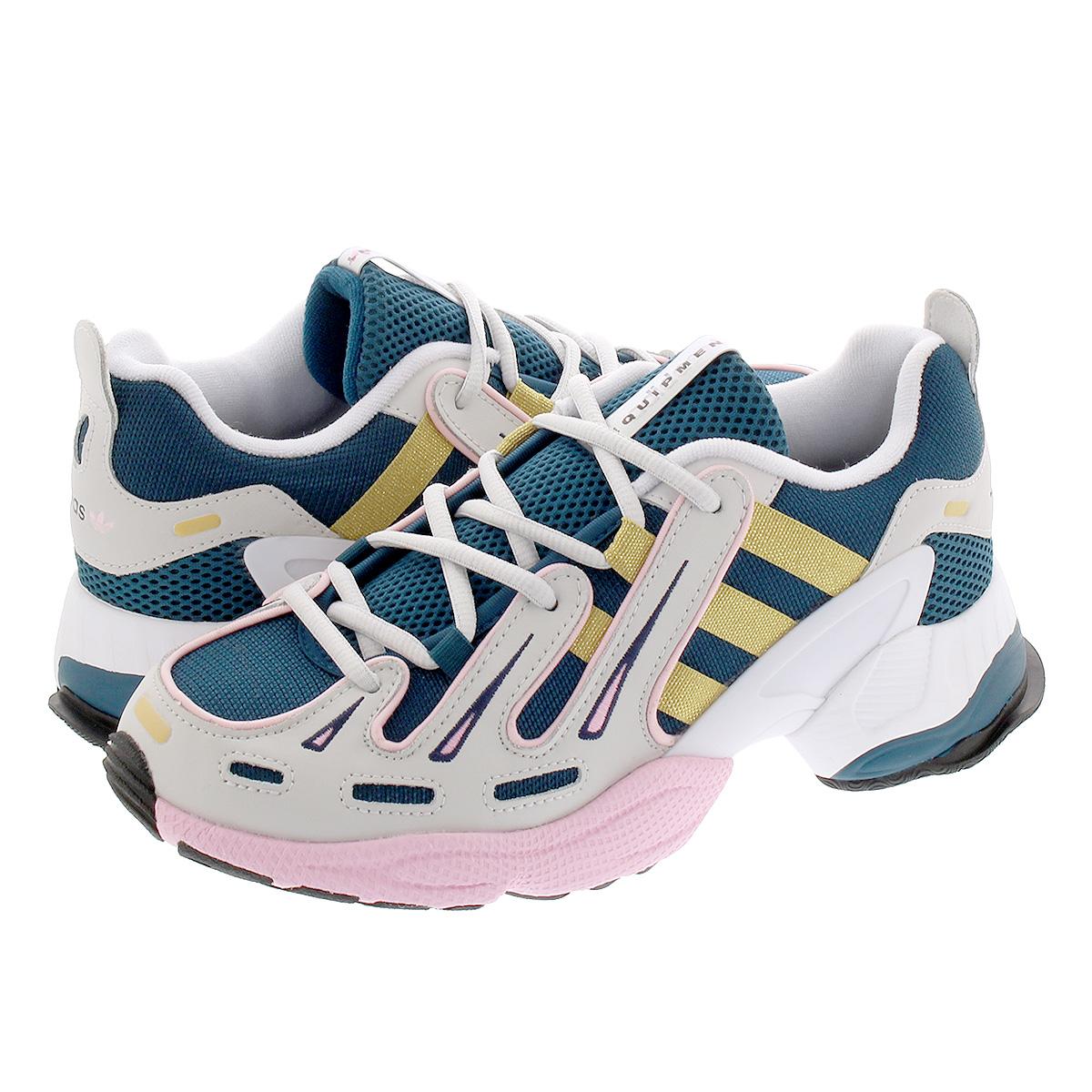 reputable site e7aba 216cb adidas EQT GAZELLE W Adidas EQT gazelle women TECH MINERAL/GOLD MET/TRUE  PINK ee5149