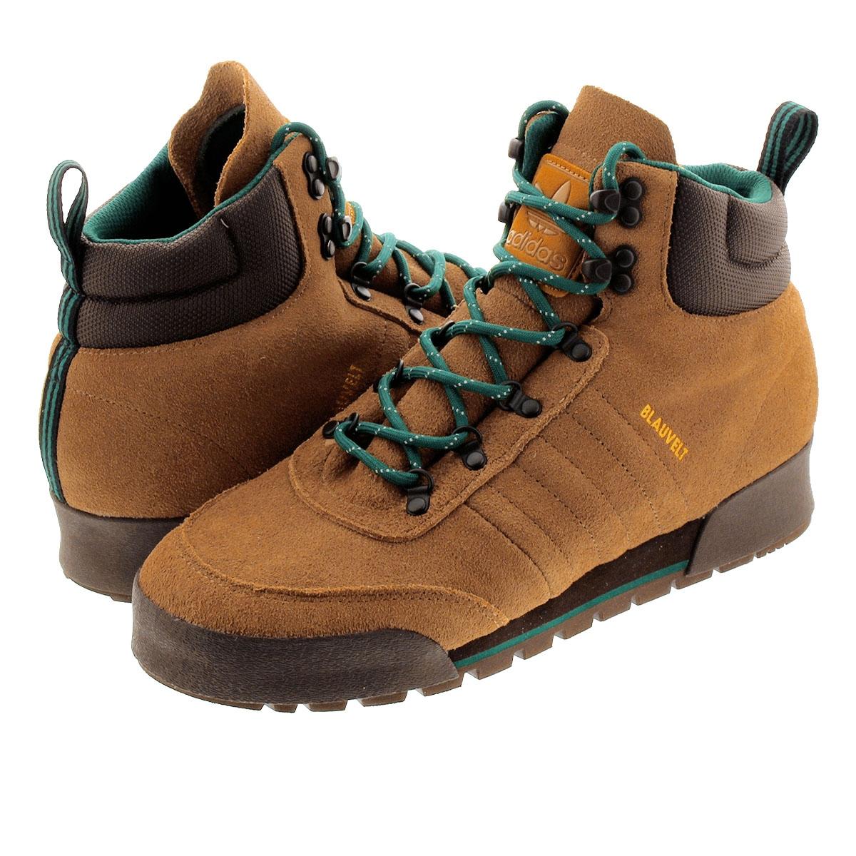 【毎日がお得!値下げプライス】 adidas JAKE BOOT 2.0 アディダス ジェイク ブーツ 2.0 RAW DESERT/BROWN/COLLEGIATE GREEN ee6206