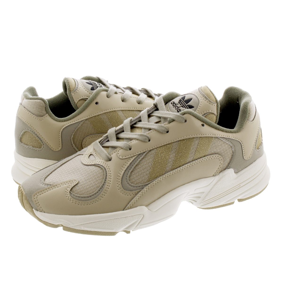 adidas YUNG-1 アディダス ヤング 1 SABANNA/GOLD METALLIC/FEATHER GREY ef5335