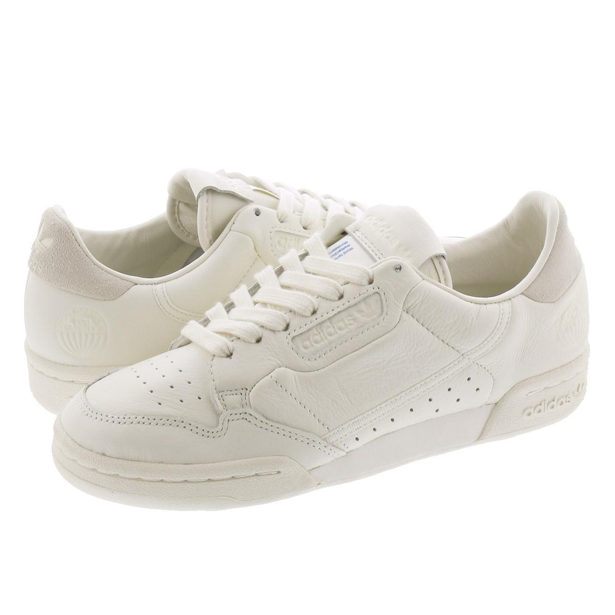 【毎日がお得!値下げプライス】 adidas CONTINENTAL 80 アディダス コンチネンタル 80 OFF WHITE/OFF WHITE/OFF WHITE eg6719
