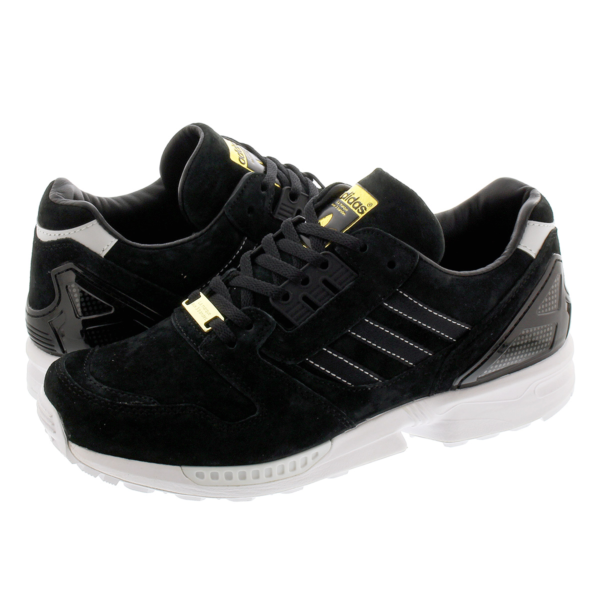 adidas ZX 8000 アディダス ZX 8000 CORE BLACK/CORE BLACK/FTWR WHITE eh1505