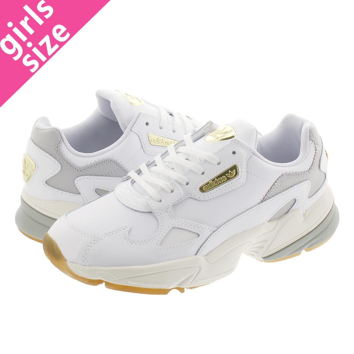 adidas ADIDASFALCON W アディダス アディダスファルコン ウィメンズ FTWR WHITE/OFF WHITE/GUM fv8279