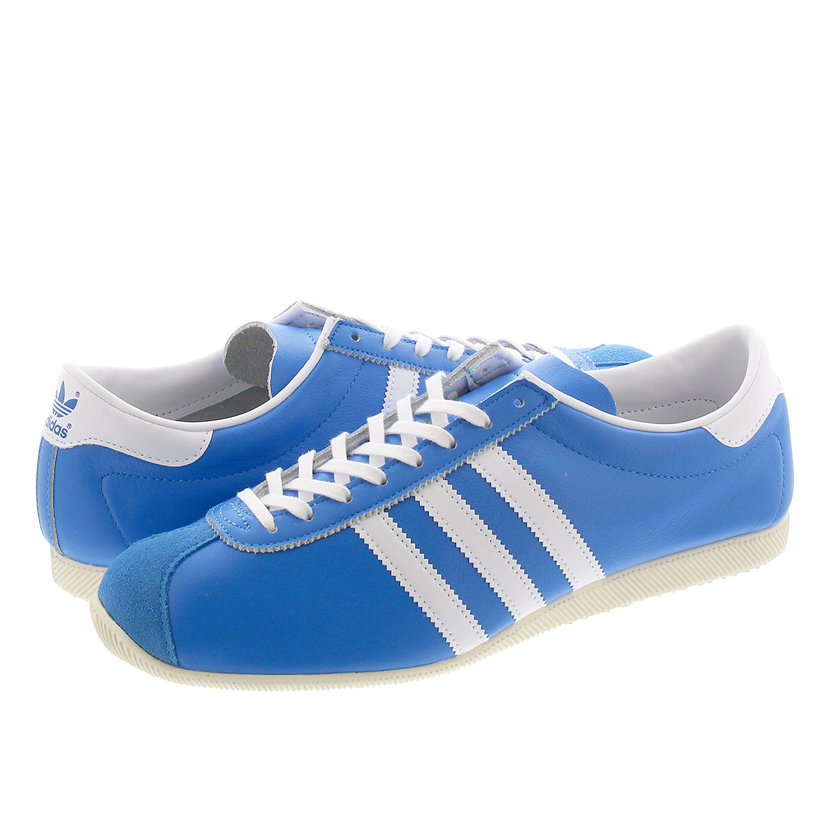 adidas OVERDUB アディダス オーバーダブ BRIGHT BLUE/FTWR WHITE/CREAM WHITE fv9682