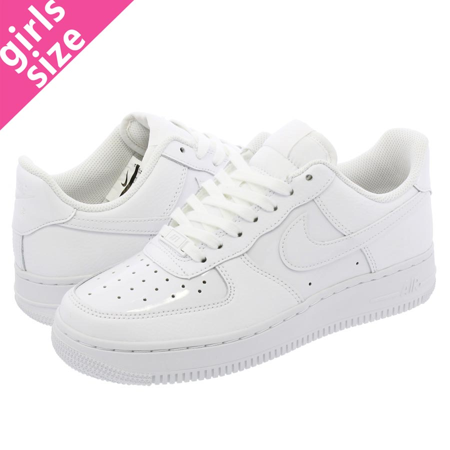 NIKE WMNS AIR FORCE 1 07 Nike women air force 1 07 WHITE/WHITE