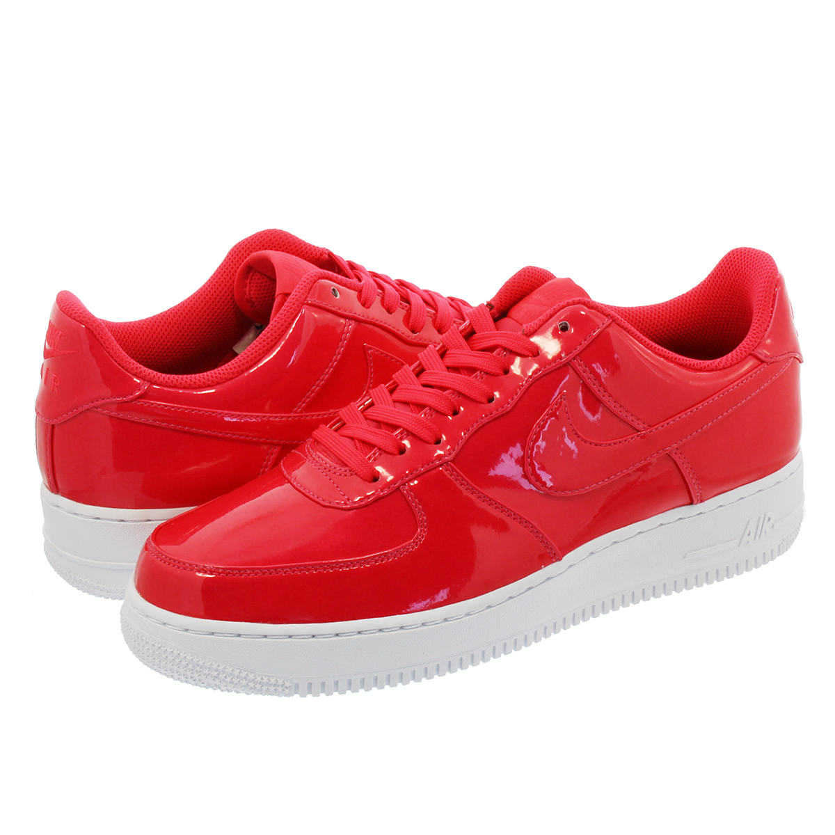 online store 1c593 ccbbb NIKE AIR FORCE 1  07 LV8 UV Nike air force 1  07 LV8 UV SIREN RED WHITE