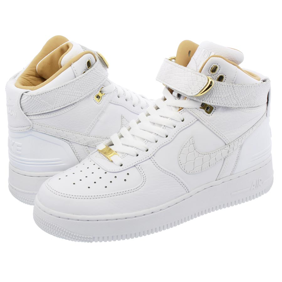 NIKE AIR FORCE 1 HI JUST DON Nike air force 1 high just Don WHITEWHITEWHITE