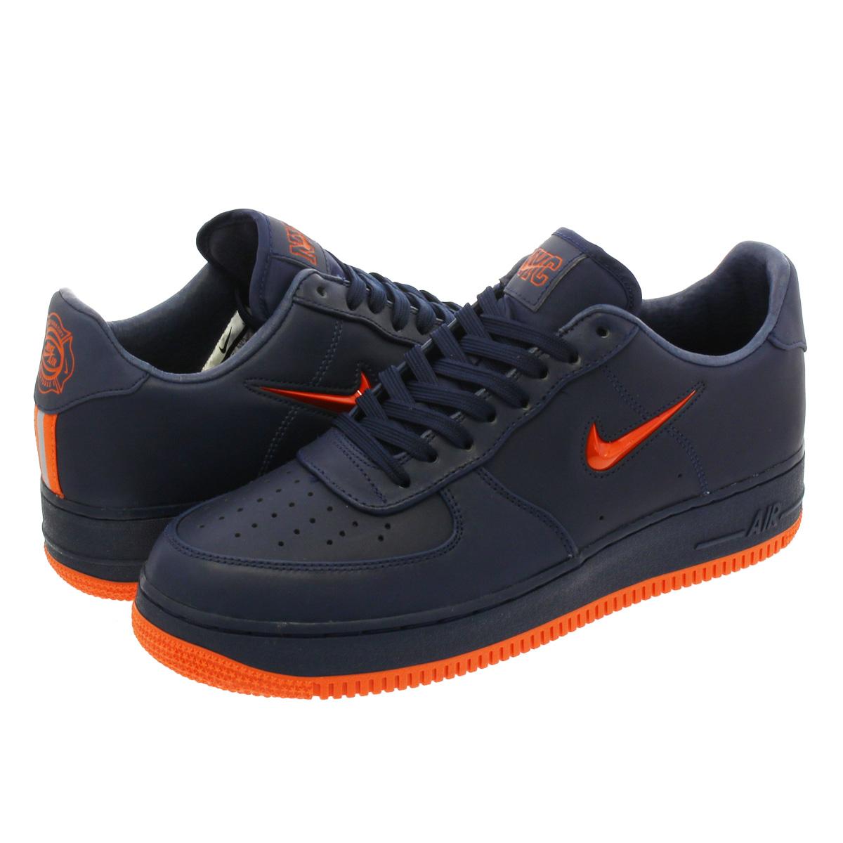 NIKE AIR FORCE 1 LOW RETRO PREMIUM QS Nike air force 1 Lorre fatty tuna  premium QS OBSIDIAN ORANGE cc3b05891c5e