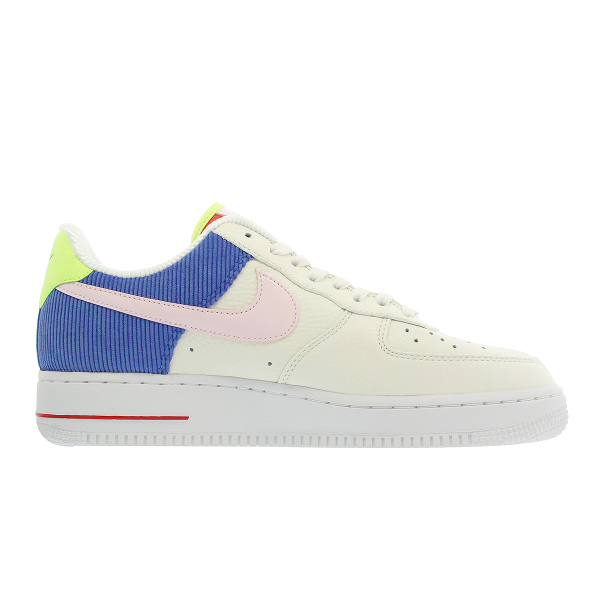 reputable site 7076f 01ec1 NIKE WMNS AIR FORCE 1 LOW Nike women air force 1 low SAIL ARCTIC PINK RACER  BLUE aq4139-101