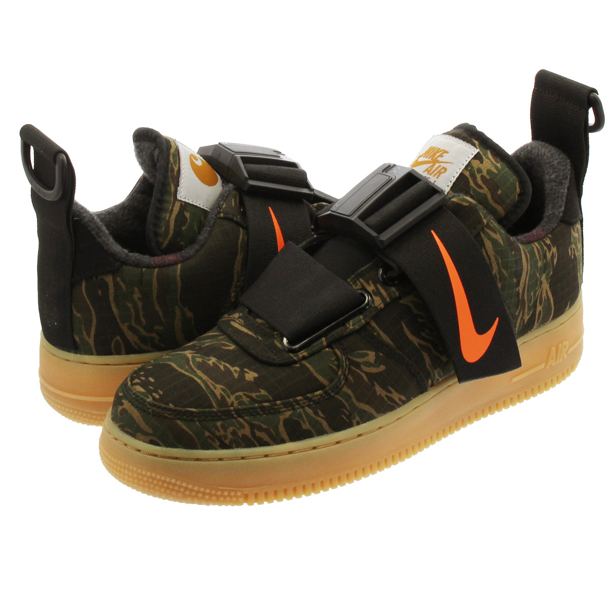 hot sale online 11f3b 405d6 NIKE AIR FORCE 1 MID  07 LV8 UTILITY Nike air force 1 mid  07 LV8 utility  OBSIDIAN BLACK TOUR YELLOW WHITE av4112-300