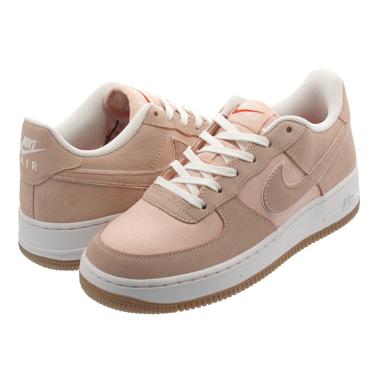 NIKE AIR FORCE 1 GS ナイキ エア フォース 1 GS ARTIC ORANGE/ARTIC ORANGE 596728-800