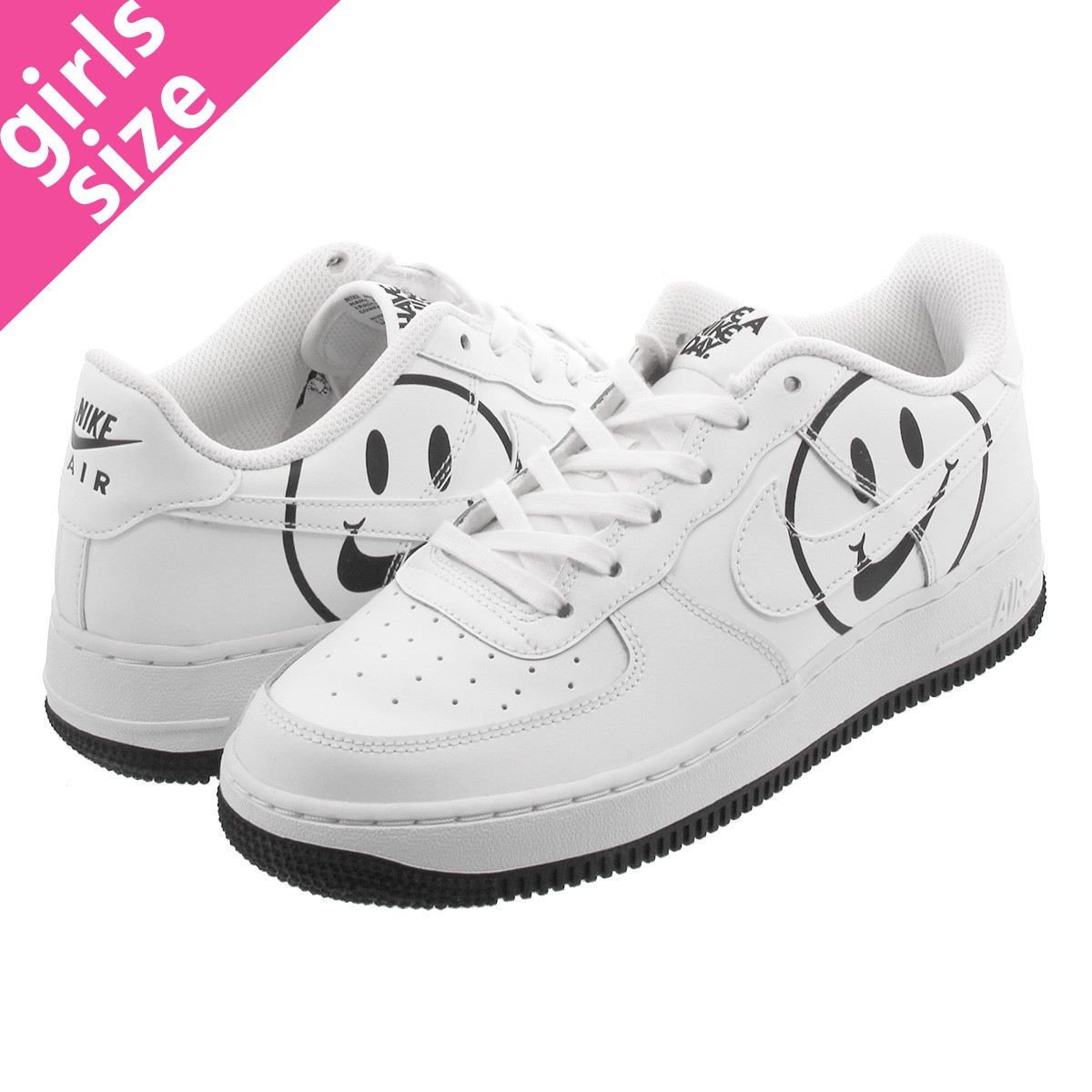 best service 4f73f adc71 NIKE AIR FORCE 1 LV8 2 GS Nike air force 1 LV8 2 GS WHITE  ...
