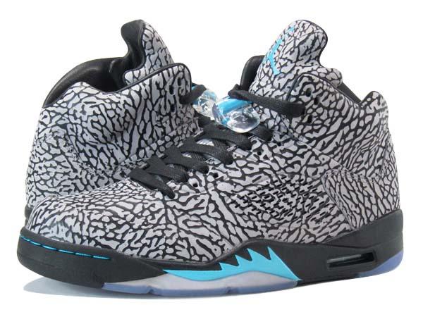 NIKE AIR JORDAN 3LAB5 Nike Air Jordan 3LAB5 CEMENT GREY / BLUE GAMMA / BLACK