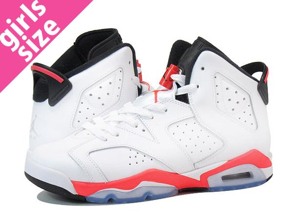 LOWTEX BIG-SMALL SHOP  NIKE AIR JORDAN 6 RETRO GS Nike Air Jordan 6 ... d628a15615