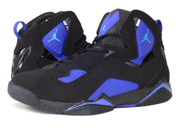 NIKE JORDAN TRUE FLIGHT Nike Jordan true flight BLACK/BLUE LAGOON/ANTHRACITE /BRIGHT CONCORD