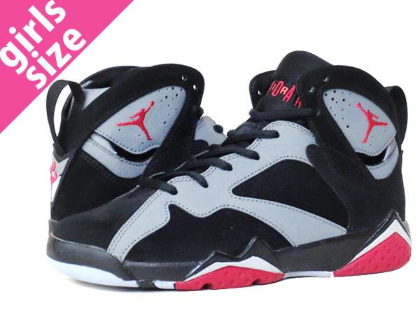 5b2fc4608 NIKE AIR JORDAN 7 RETRO GG Nike Air Jordan 7 GG BLACK SPORT FUCHSIA GREY