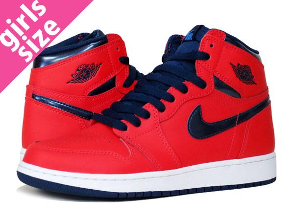 check out 8a052 e7b86 NIKE AIR JORDAN 1 RETRO HIGH OG GS Nike Air Jordan 1 retro high GS OG  WHITEBLACK