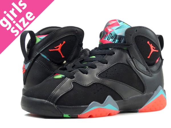 buy online a06ca bb06f NIKE AIR JORDAN 7 RETRO 30TH BG Nike Air Jordan 7 nostalgic 30TH BG BLACK INFRARED  23 BLUE GRAPHITE