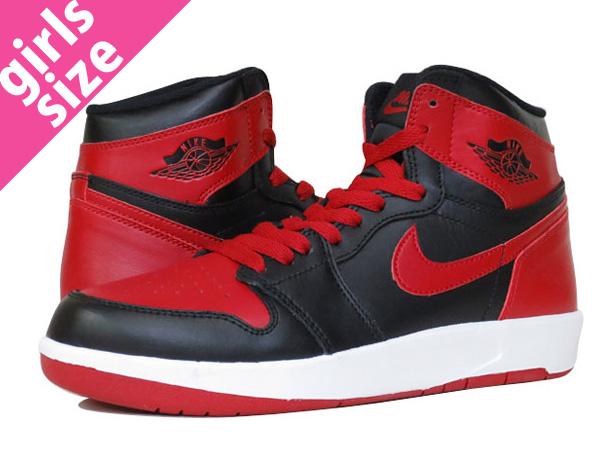 check out 2b542 7c7e4 NIKE AIR JORDAN 1.5 HI THE RETURN BG Nike Air Jordan 1.5 high the return BG  BLACK GYM RED WHITE