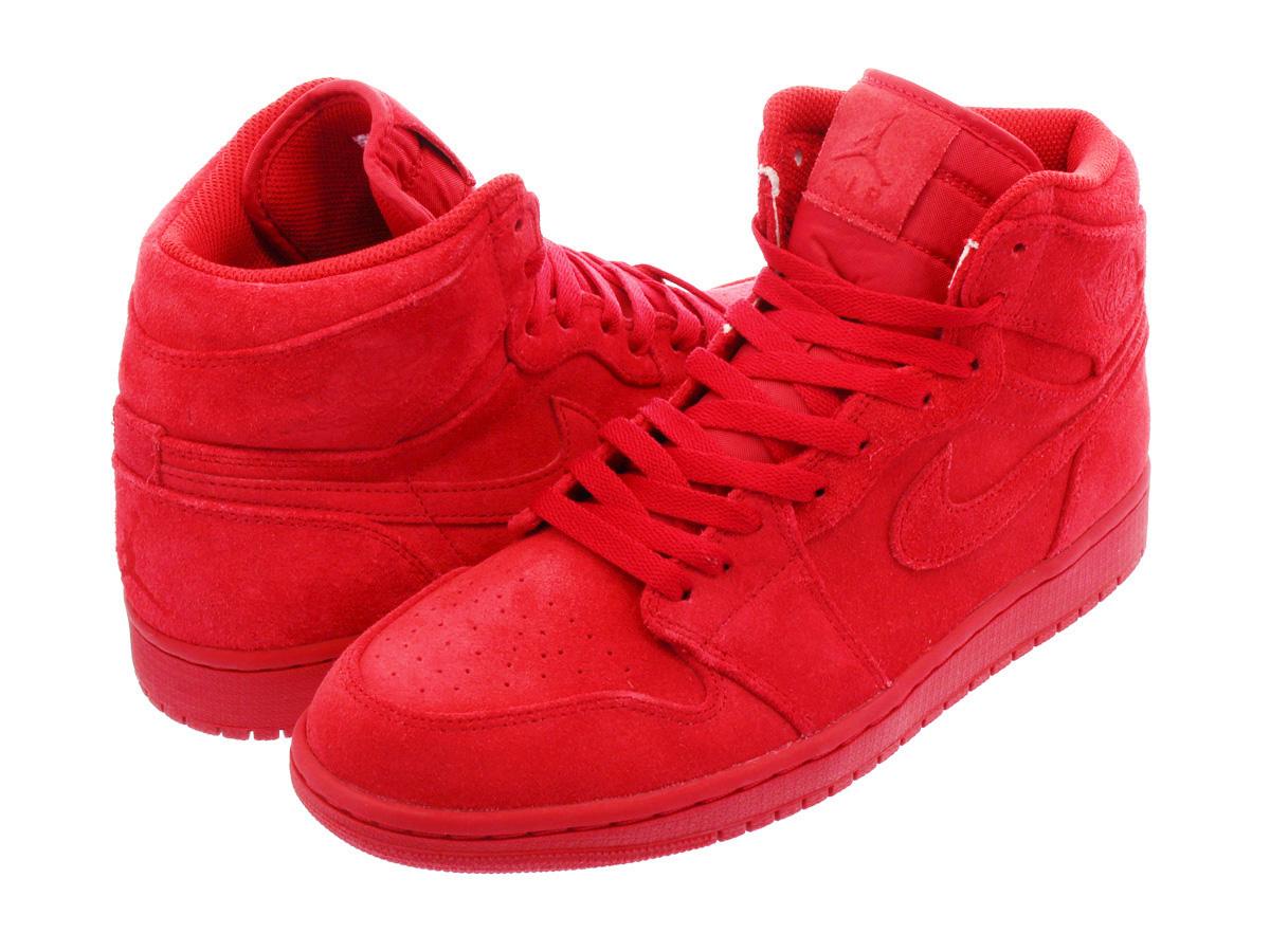 74ff265a171b NIKE AIR JORDAN 1 RETRO HIGH Nike Air Jordan 1 nostalgic high GYM RED GYM  RED