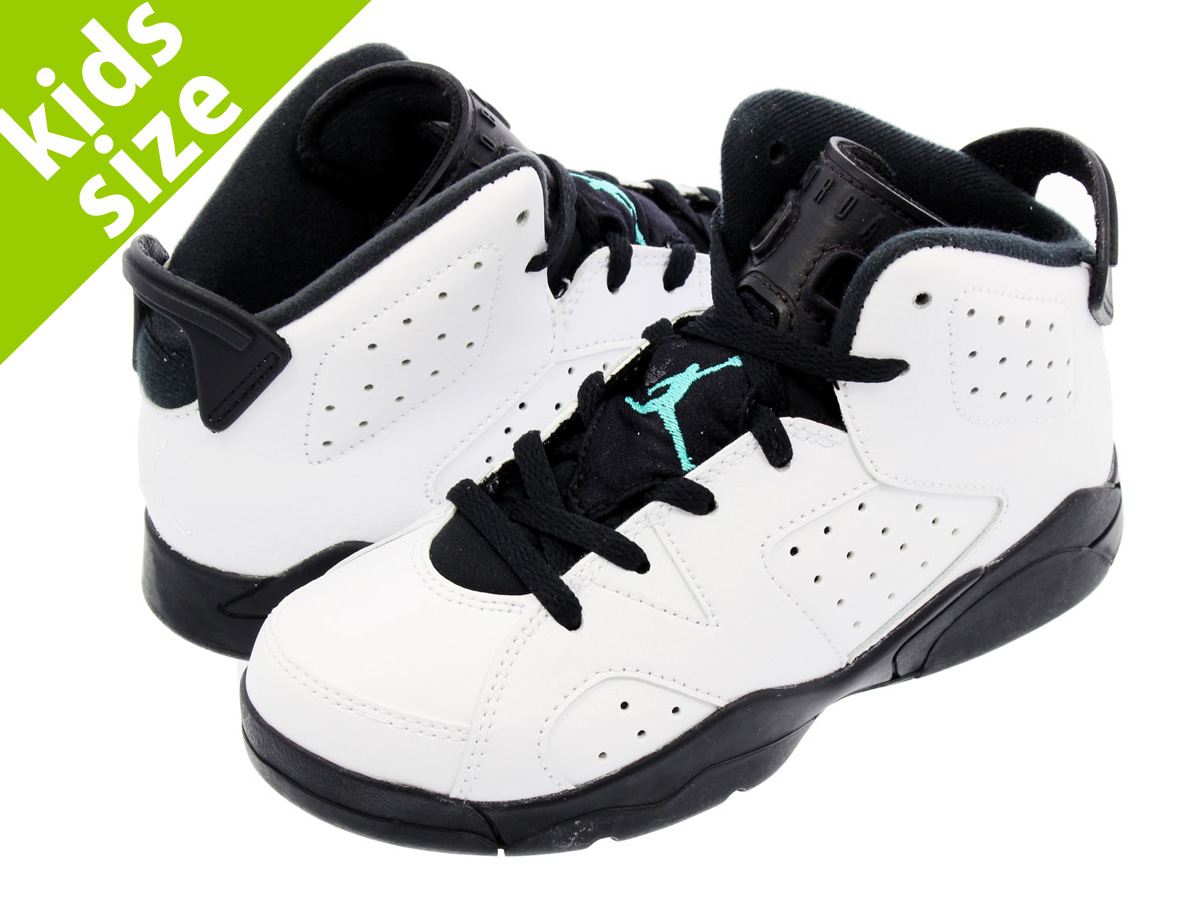 separation shoes 9318a 7dae0 ... ebay nike air jordan 6 retro bp nike air jordan 6 nostalgic bp white  hyper jade