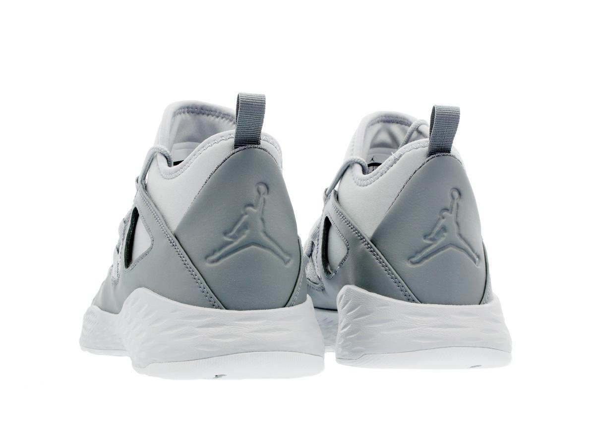 b6095f0d38b6 NIKE AIR JORDAN FORMULA 23 Nike Air Jordan formula 23 COOL GREY WOLF GREY PURE  PLATINUM