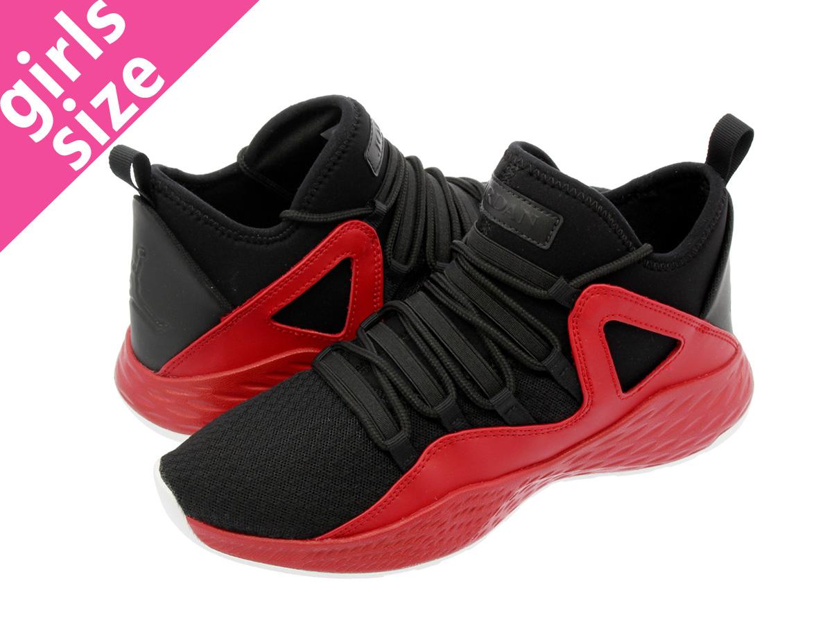 newest 240a1 6104b NIKE AIR JORDAN FORMULA 23 GS Nike Air Jordan formula 23 GS BLACKRED