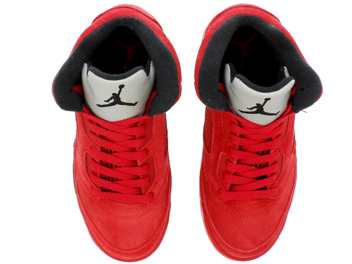 89e5180a9c5 ... NIKE AIR JORDAN 5 RETRO BP Nike Air Jordan 5 nostalgic BP UNIVERSITY  RED/BLACK ...