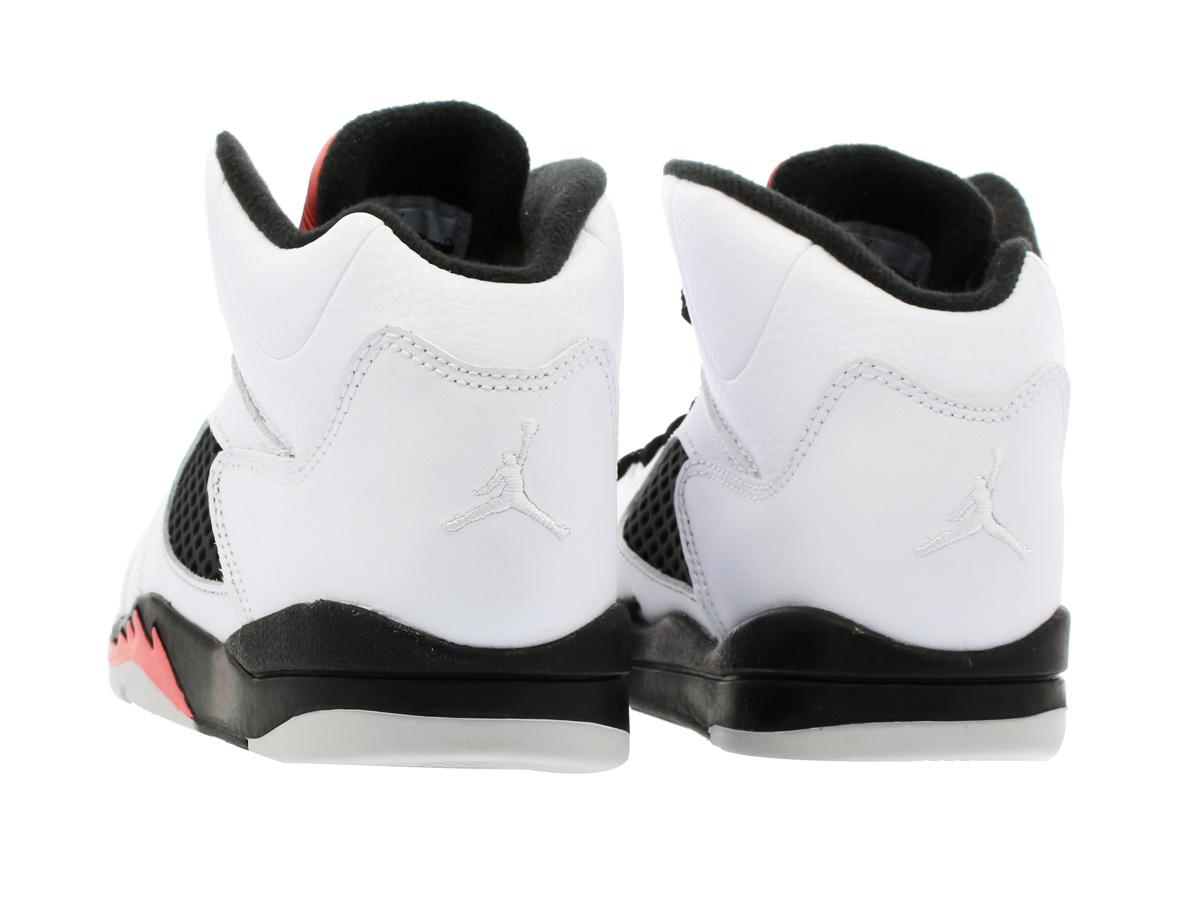 d336b32ddb0 ... NIKE AIR JORDAN 5 RETRO GP Nike Air Jordan 5 nostalgic GP WHITE/WHITE/  ...