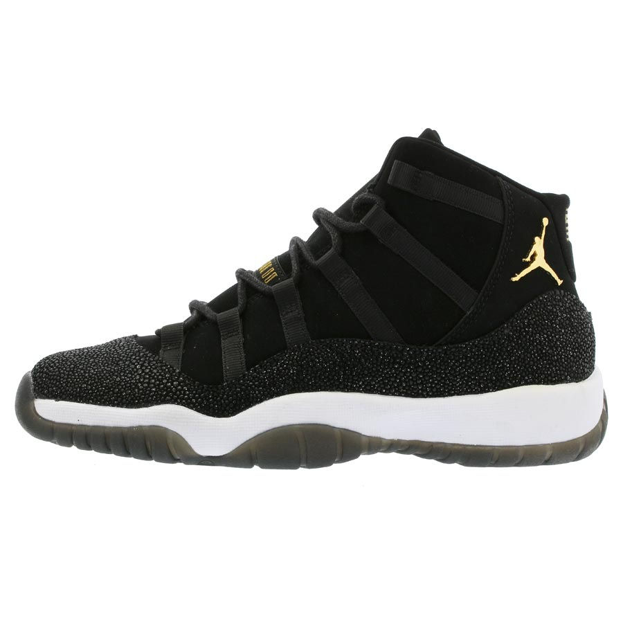 buy popular 2630d a16a4 ... NIKE AIR JORDAN 11 RETRO PREM HC Nike Air Jordan 11 nostalgic premium  HC BLACK  ...