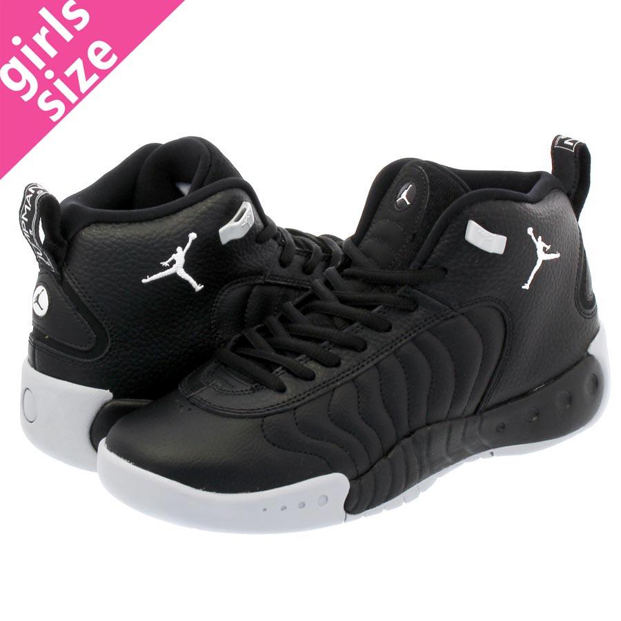 Professional player NIKE JORDAN JUMPMAN PRO BG Nike Jordan jump man BG  BLACK WHITE WOLF GREY d23632fda