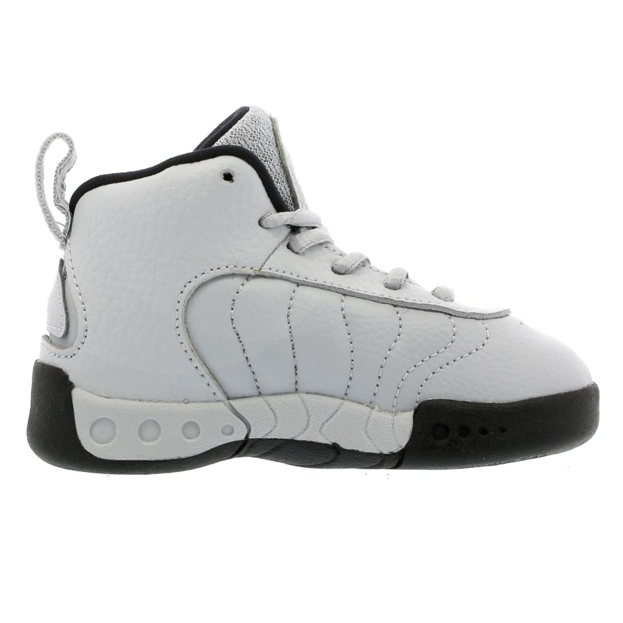 81e828408b4b Professional player NIKE JORDAN JUMPMAN PRO TD Nike Air Jordan jump man TD  WOLF GREY WHITE BLACK 909