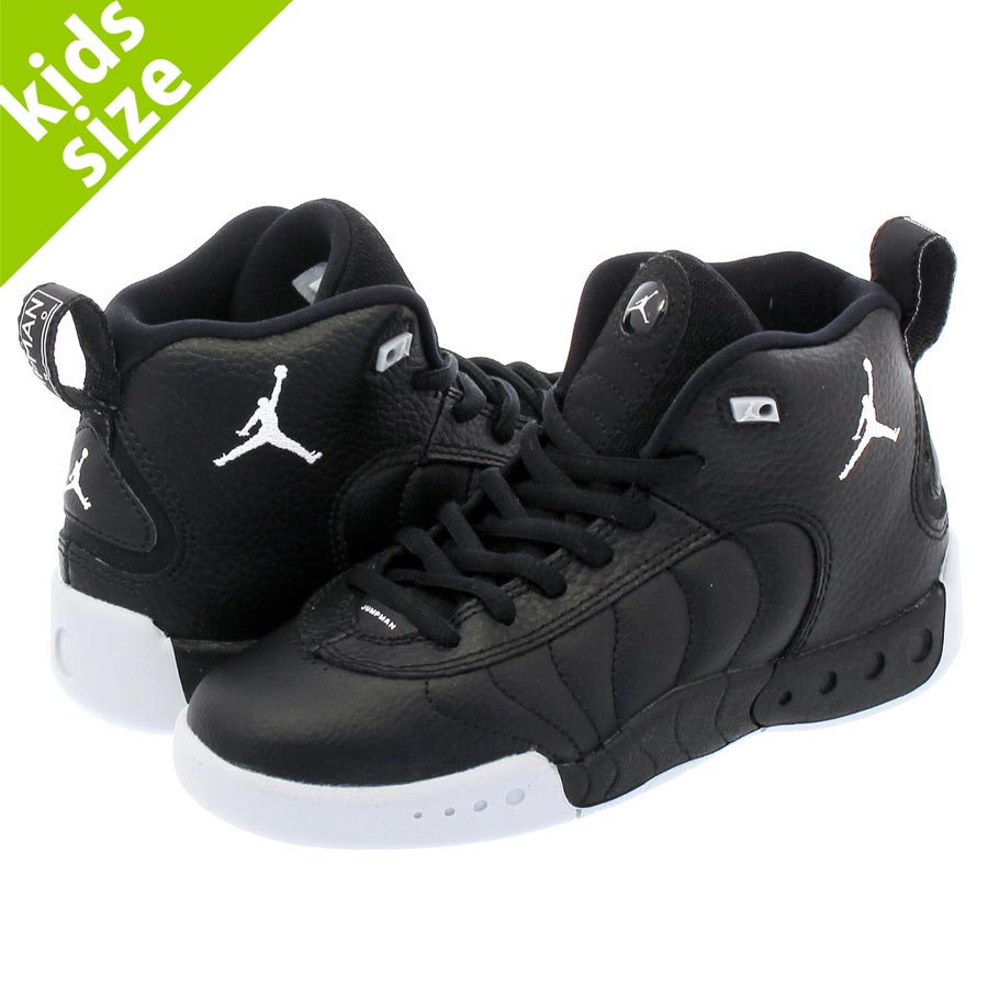 bb77f1c9452 Professional player NIKE JORDAN JUMPMAN PRO PS Nike Air Jordan jump man PS  BLACK WOLF GREY WHITE