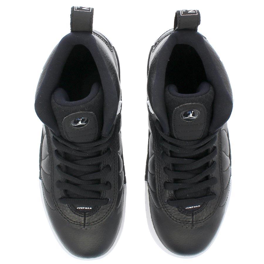 b1db4f0b6b3b Professional player NIKE JORDAN JUMPMAN PRO PS Nike Air Jordan jump man PS  BLACK WOLF GREY WHITE
