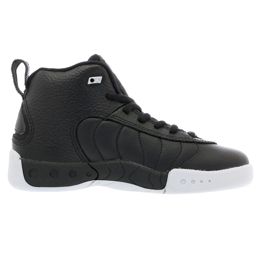 f3c36466481a Professional player NIKE JORDAN JUMPMAN PRO PS Nike Air Jordan jump man PS  BLACK WOLF GREY WHITE