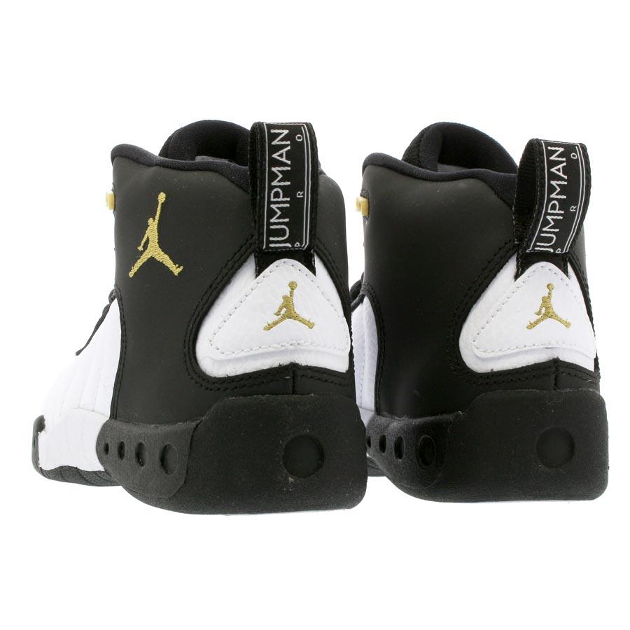 2ea6a0a967bb Professional player NIKE JORDAN JUMPMAN PRO PS Nike Air Jordan jump man PS  BLACK METALLIC GOLD WHITE