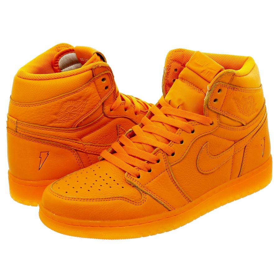fb623c16af15 NIKE AIR JORDAN 1 RETRO HIGH OG G8RD Nike Air Jordan 1 nostalgic high OG  ORANGE PEEL