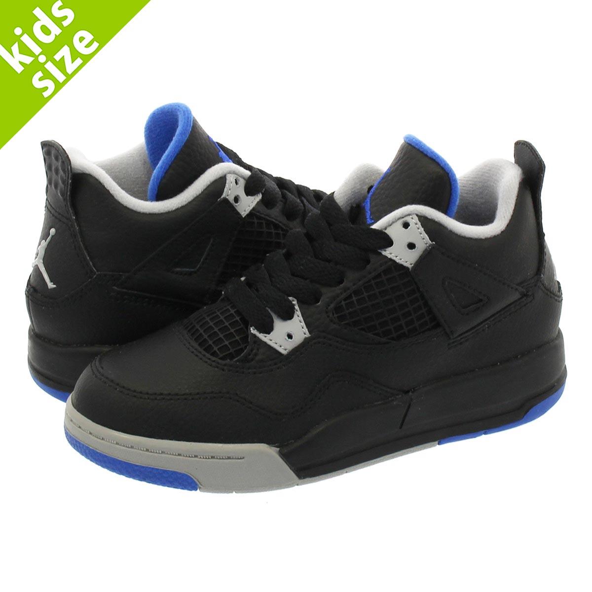 279b5d9e930 LOWTEX BIG-SMALL SHOP  NIKE AIR JORDAN 4 RETRO BP Nike Air Jordan 4  nostalgic BP BLACK SOAR MATTE SILVER WHITE 308