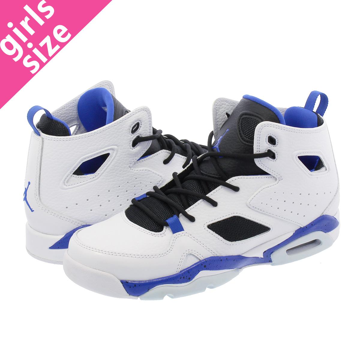 outlet store c0879 29495 NIKE JORDAN FLIGHT CLUB 91 BG Nike Jordan flight club 91 BG WHITE/HYPER  ROYAL/BLACK 555,472-100