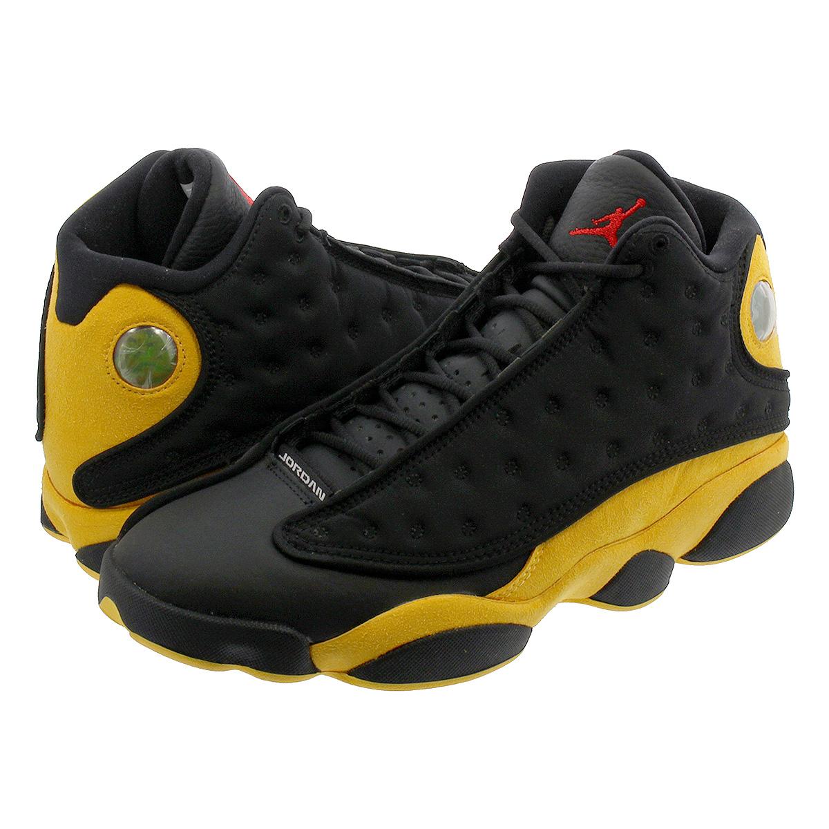 brand new 90f95 458bf NIKE AIR JORDAN 13 RETRO Nike Air Jordan 13 nostalgic BLACK/UNIVERSITY  RED/UNIVERSITY GOLD 414,571-035