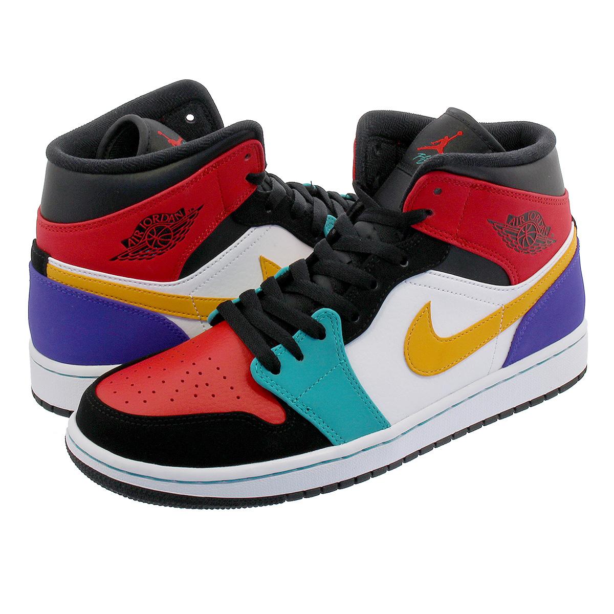 bcffc40c9459b0 LOWTEX BIG-SMALL SHOP  NIKE AIR JORDAN 1 MID Nike Air Jordan 1 mid ...