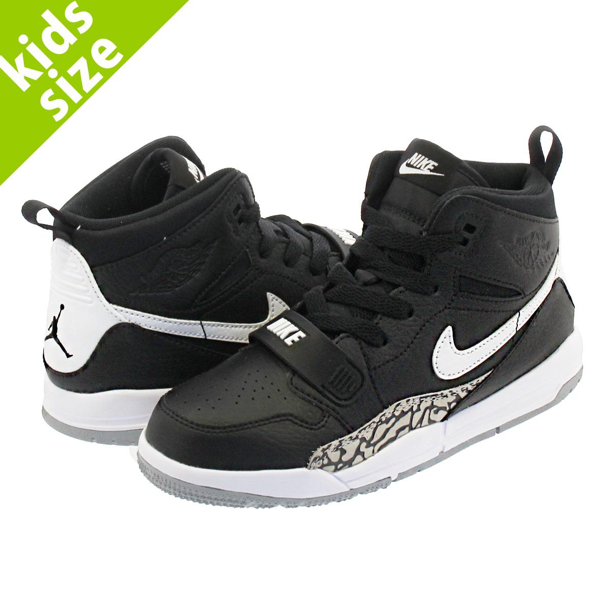 92c16b2b3c4d NIKE AIR JORDAN LEGACY 312 PS Nike Air Jordan Legacy 312 PS BLACK WHITE  at4047-001