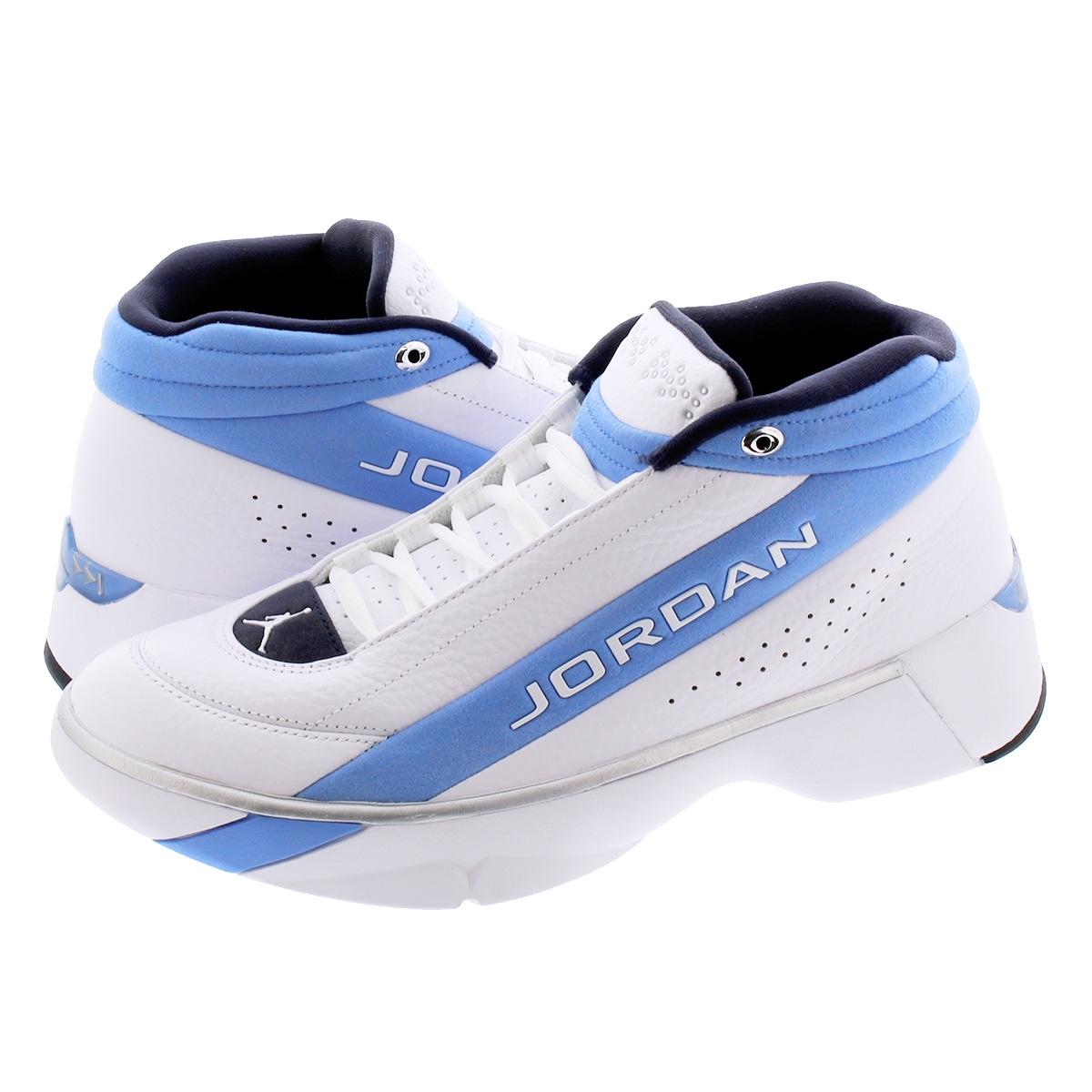 【ビッグ・スモールサイズ】 NIKE JORDAN TEAM SHOWCASE ナイキ ジョーダン チーム ショーケース TRUE WHITE/TRUE WHITE/LEGEND BLUE cd4150-104