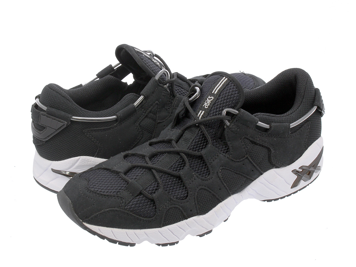 aa681191a76 LOWTEX BIG-SMALL SHOP: Asics Tiger GEL-MAI ASICS tiger gel Mai BLACK/BLACK  tq703n-9090 | Rakuten Global Market