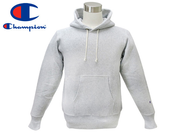 52749dc5d113 CHAMPION REVERSE WEAVE PULLOVER HOODED SWEATSHIRT champion reverse Wiebe  pullover hooded sweat shirt SILVER GREY