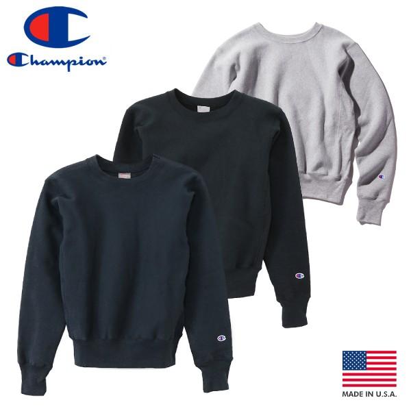 a1b24a7e CHAMPION REVERSE WEAVE CREW NECK SWEAT SHIRT champion reverse weave  crewneck Sweatshirt 3 color fs3gm ...