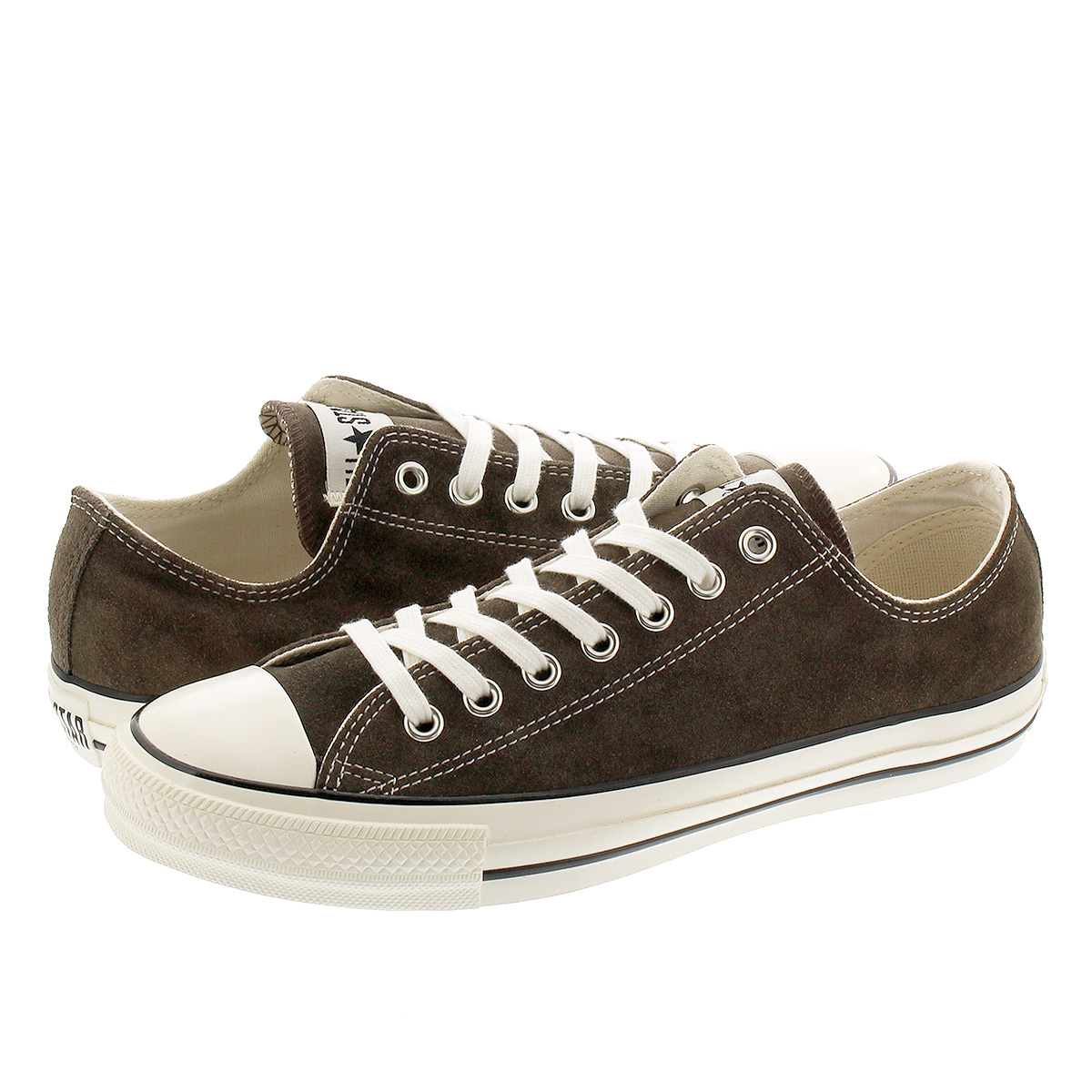 CONVERSE SUEDE ALL STAR US OX コンバース スエード オールスター US OX CHARCOAL 31302071
