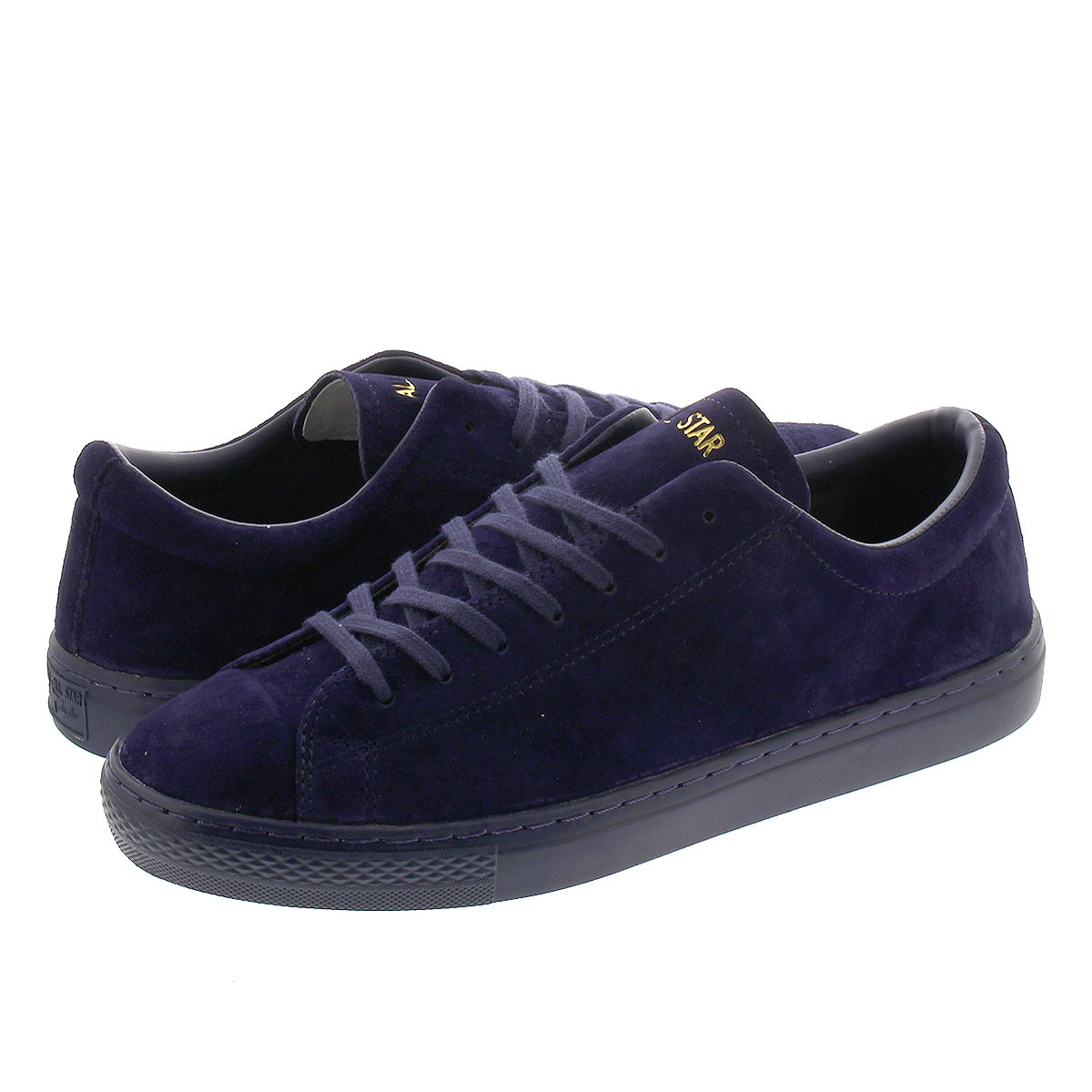 CONVERSE ALL STAR COUPE SUEDE WV OX コンバース オールスター クップ スエード WV OX NAVY 31302811