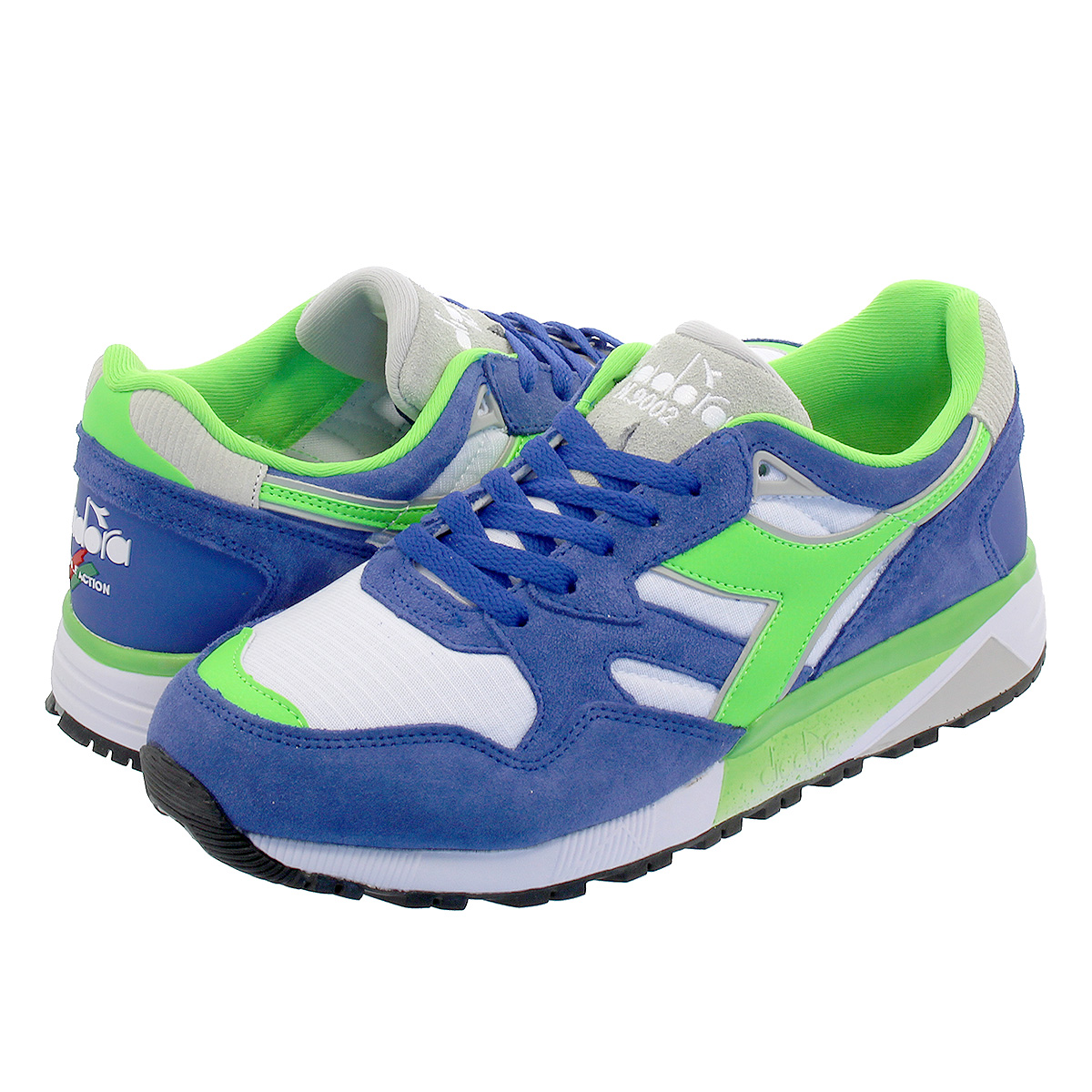 DIADORA N9002 ディアドラ N9002 IMPERIAL BLUE/WHITE 173073-c3940