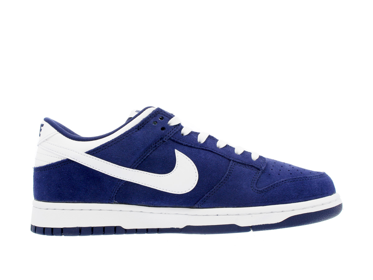 NIKE DUNK LOW Nike dunk low BINARY BLUE/WHITE