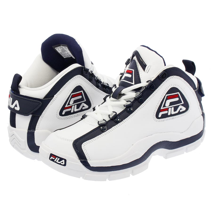 official photos 5d475 35a89 FILA 96 GL Fila 96 GL WHITE FILA NAVY ...